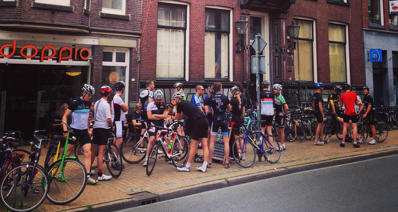Cycling Espresso Groningen